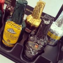 Chocolate minibar
