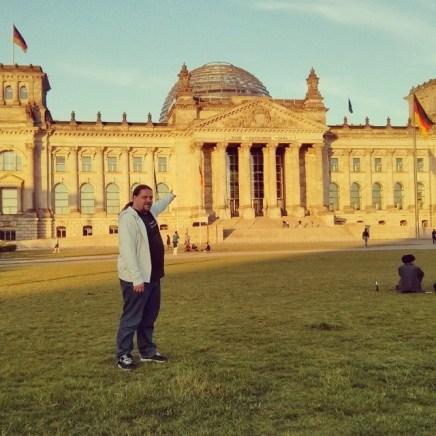 Reichstag Bundestag