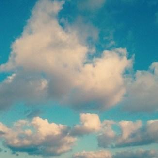 Greek and Bavarian sky