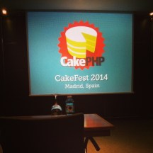 Good morning #CakeFest2014