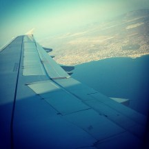 Leaving Athens