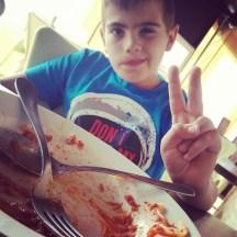 Spaghetti victory