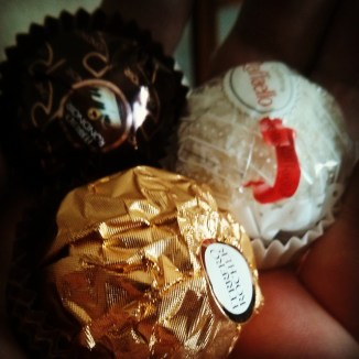 Sweet sweet rocher