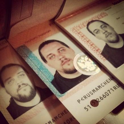Evolution of the passport #selfie (2004, 2009, 2015)