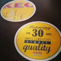 Keo quality