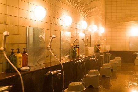 浴場の画像