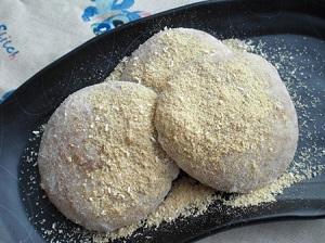 小麦餅の画像