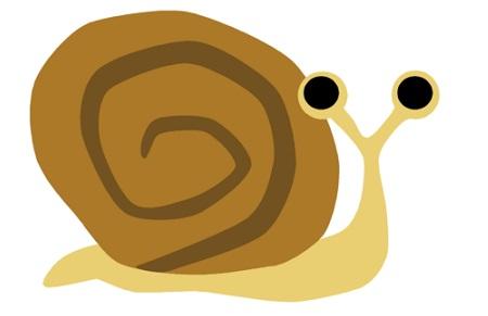 カタツムリの画像