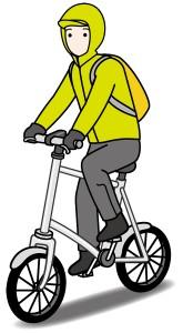 自転車通勤や通学でレインコートの収納方法まとめ