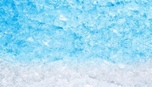 カキ氷のブルーハワイってどんな味?由来は?