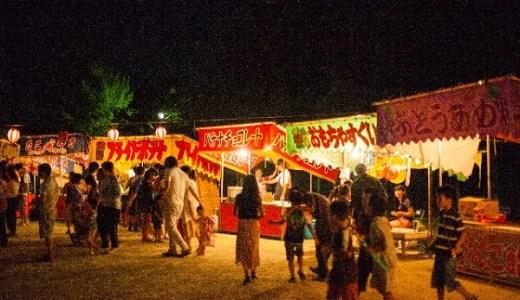 夏祭りの屋台の食べ物ランキング。人気な出し物はどれ?