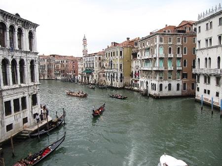 イタリアの景色
