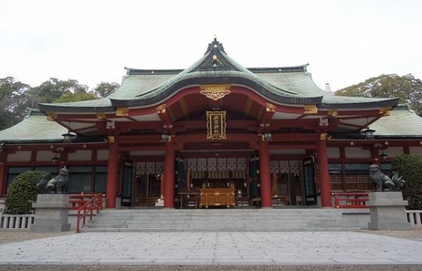 西宮神社の画像