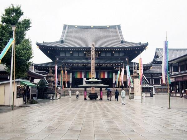川崎大師の画像
