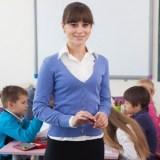 学校の先生の画像