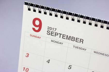 9月の画像