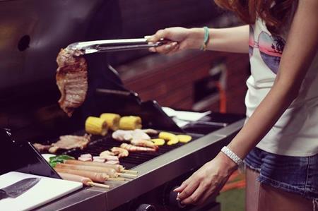 BBQの画像