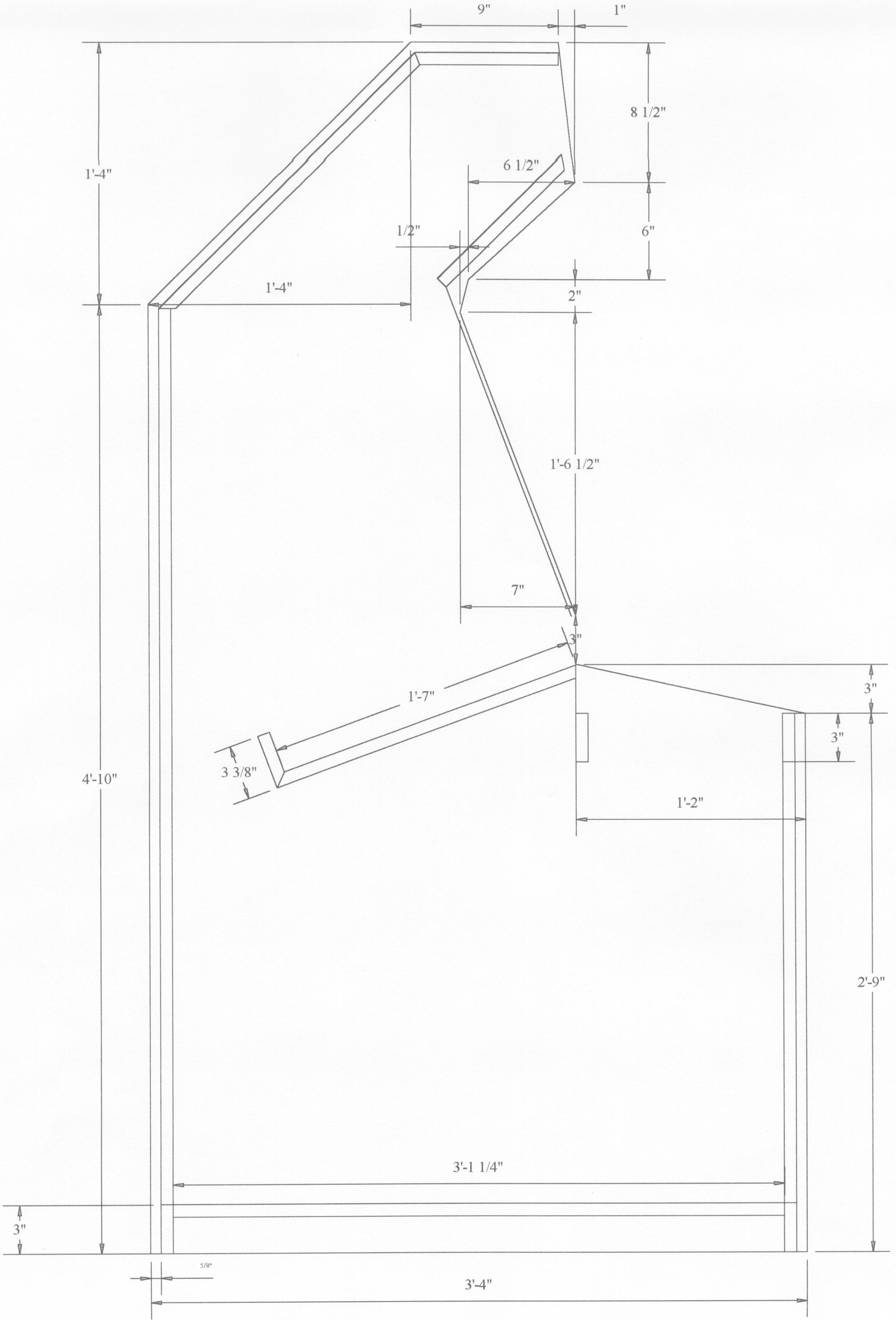 Plans For Mame Cabinet Plans Diy Free Download How To Make