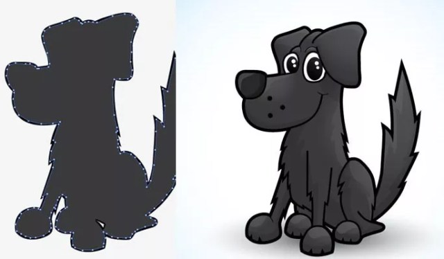 Dog - Collection of useful illustrator tutorials