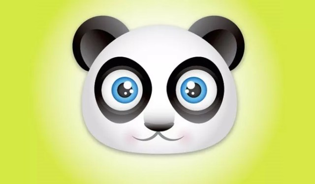 Panda Bear Face - Collection of useful illustrator tutorials