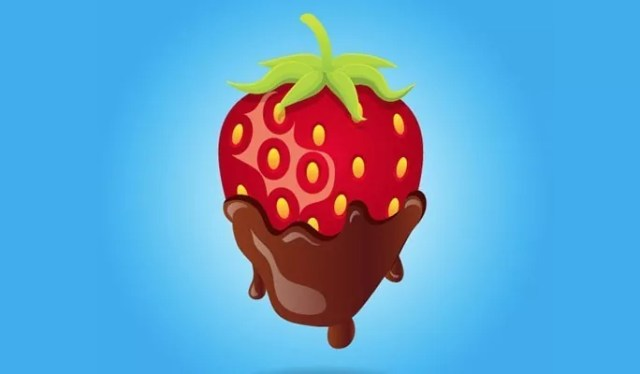 Strawberry - Collection of useful illustrator tutorials