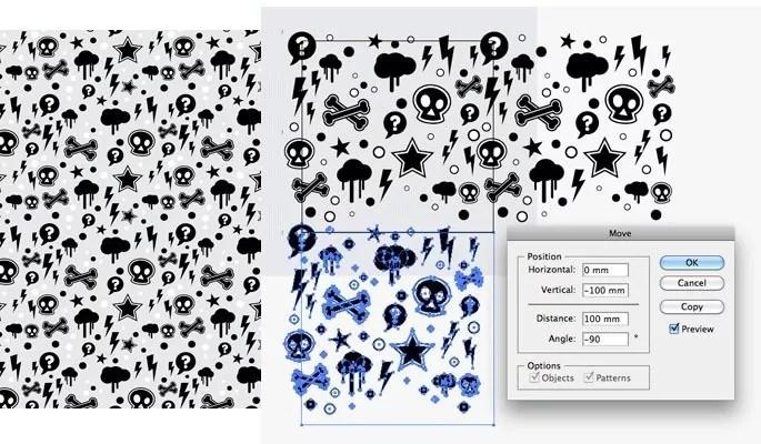 Trendy Seamless Pattern - Collection of useful illustrator tutorials