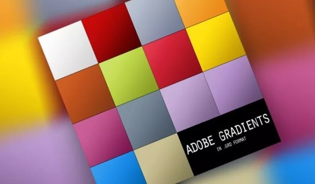 Adobe Gradients Pack - Free Gradients Color for Photoshop