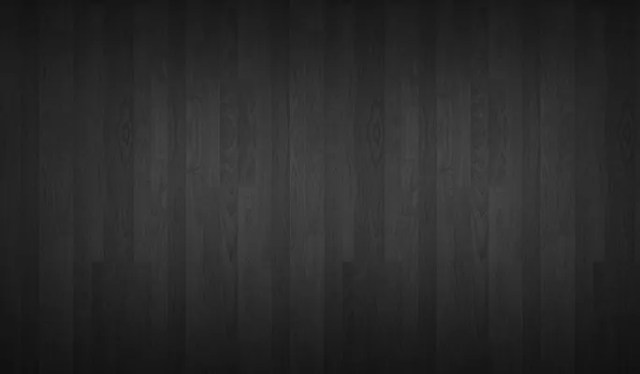Dark Gray Wood Texture