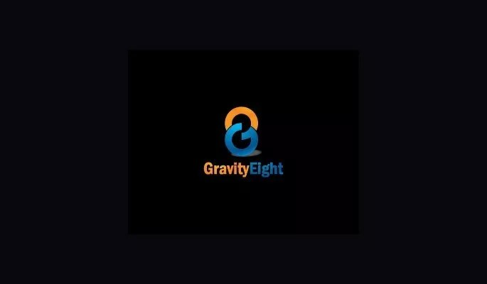Gravity8 - Inspiration Logo design