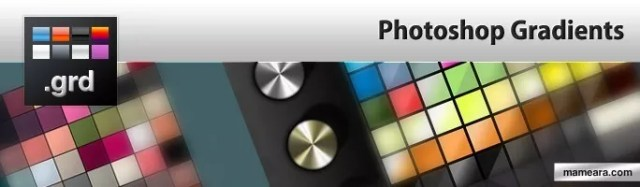Photoshop Gradients - Free Gradients Color for Photoshop