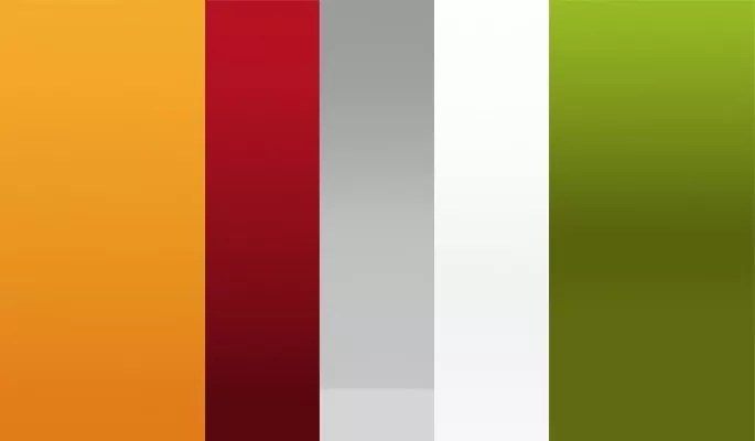 Soft gradient - Free Gradients Color for Photoshop