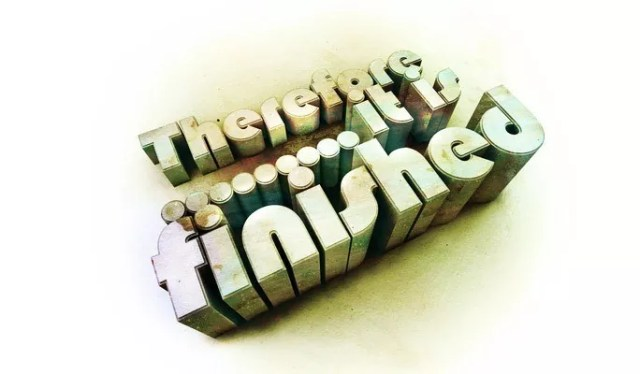 Therefore.... - Amazing and inspiring typography designs