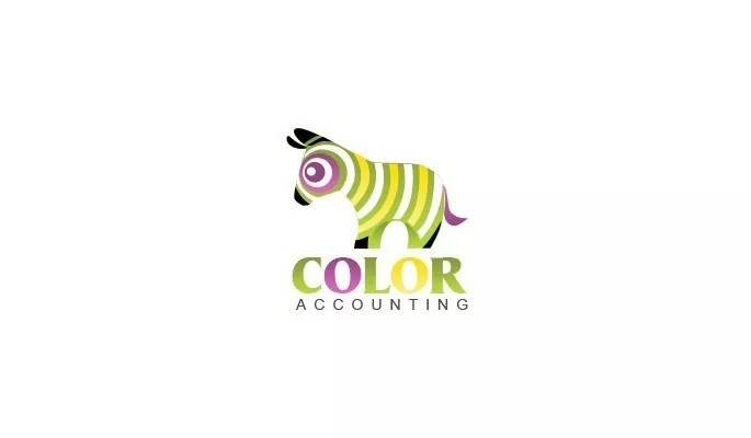 Color Accounting - Inspiration logo designs