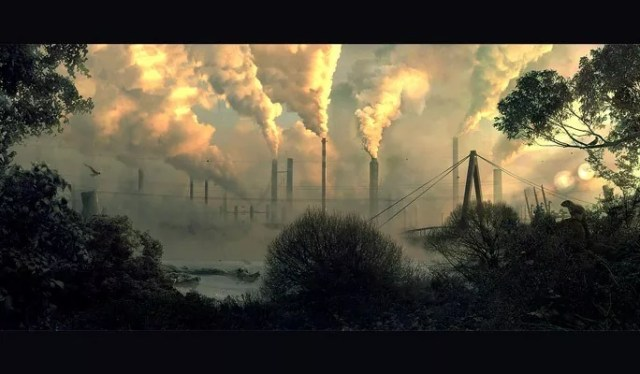 Realistic Panoramic Matte Painting - Best of Photoshop Tutorials