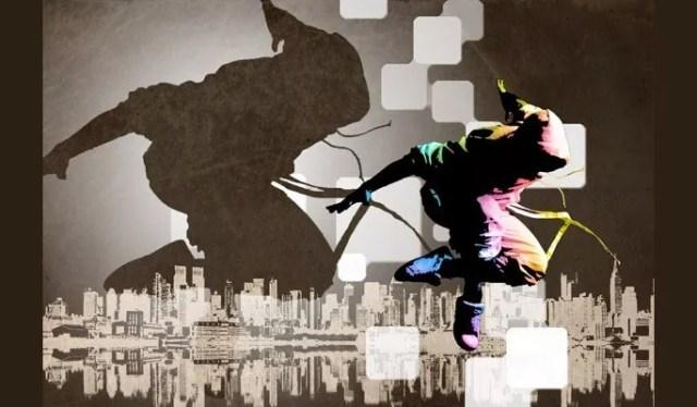 Street Dance Illustration - Best of Photoshop Tutorials