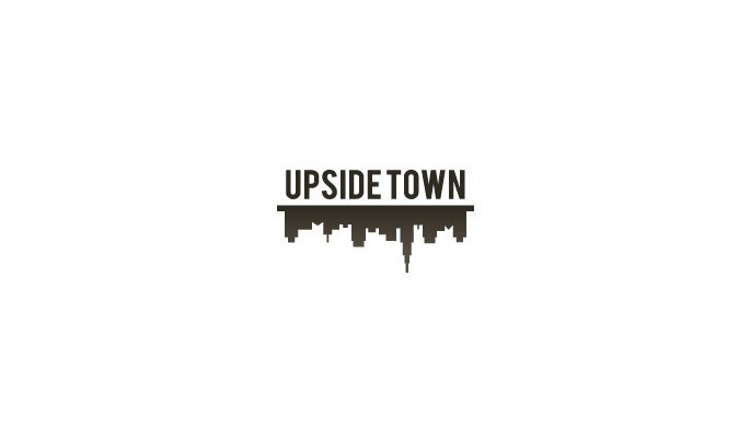 Upside Town - Inspiration logo designs