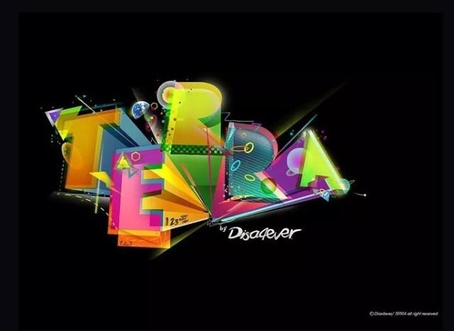 TERRA Typography Experimental - 23 of Inspirational Typography