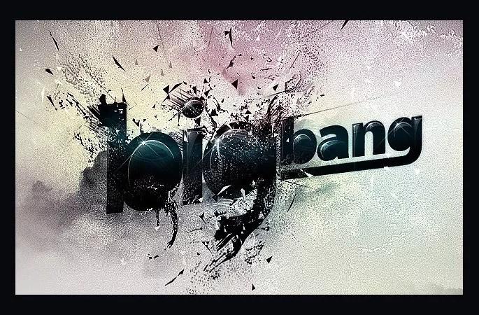 bigbang - 23 of Inspirational Typography