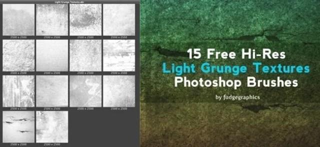14 Free Hi Res Photoshop Brushes - 450+ Free Grunge Photoshop Brushes