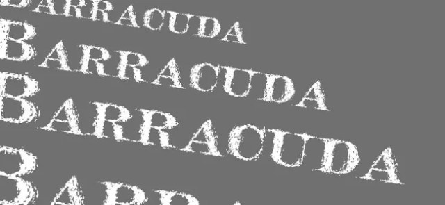 Barracuda - Download Free Dirty Fonts