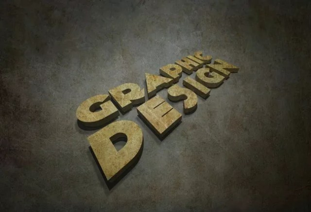 Final - 3D Grunge Text Tutorial With Illustrator and Photoshop
