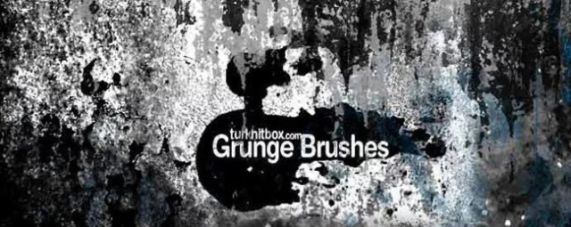 The Grunge - 450+ Free Grunge Photoshop Brushes