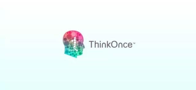 ThinkOnce - Inspiration logo designs #2