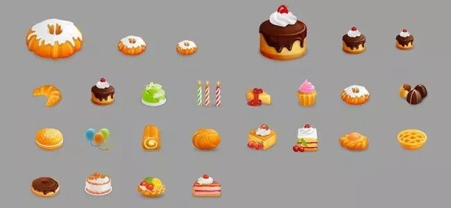 Yummy - Free High-Quality Icon Sets