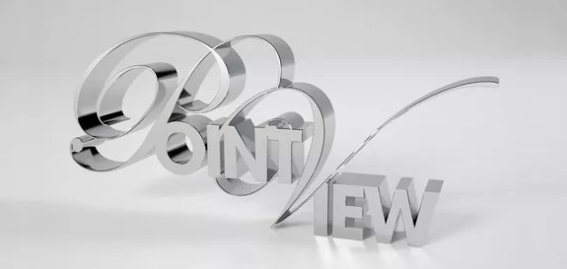 3D Type - 30 of Inspirational Typography Vol#03