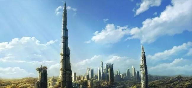 Dubai Ruins - Amazing high resolution wallpapers #2