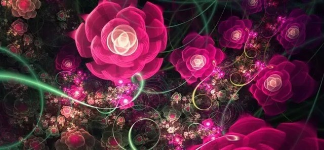 Flowerings 76 Rosegarden - Amazing high resolution wallpapers #2