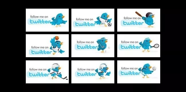 twitter22 - Twitter Icons and Buttons Collection For Your Next Design