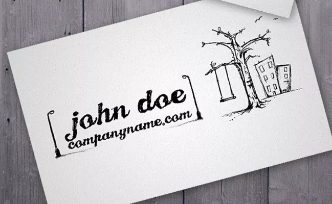Business Cards 17 - 20+ Business Card Design Examples