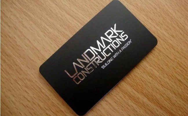Business Cards 20 - 20+ Business Card Design Examples